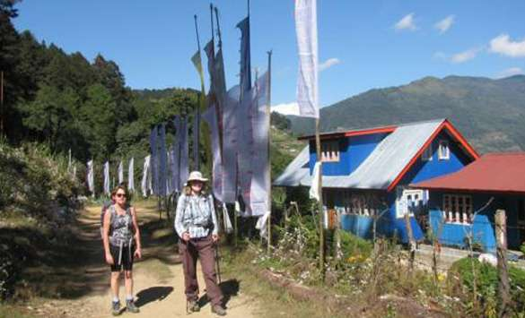 Home Stay Trek in Darjeeling