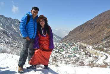 Best Honeymoon Tour in Darjeeling Sikkim