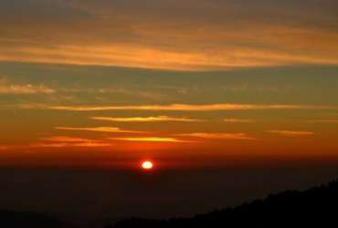 Darjeeling Tiger Hill Sunrise and Hike