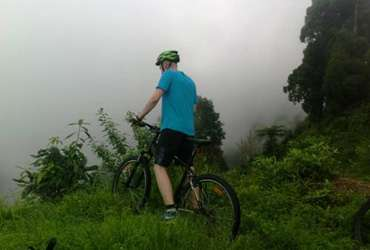 Darjeeling to Chatakpur Mountain Biking