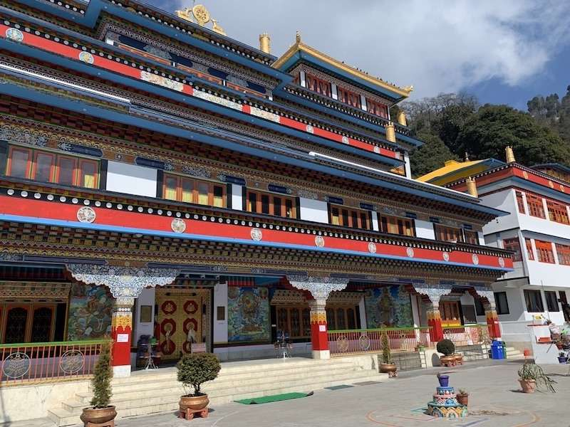 Best Monastery in Darjeeling