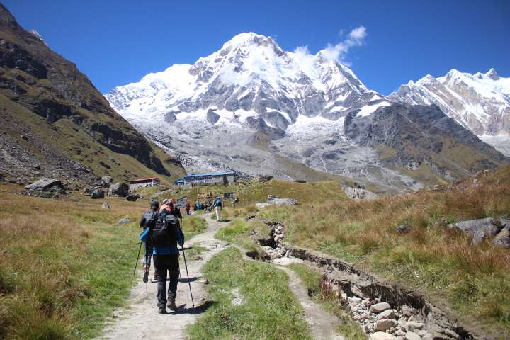 Annapurna Base Camp Trek in Nepal www.ashmitatrek.com