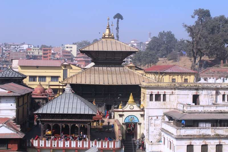Pashupatinath Temple in Nepal - day tour