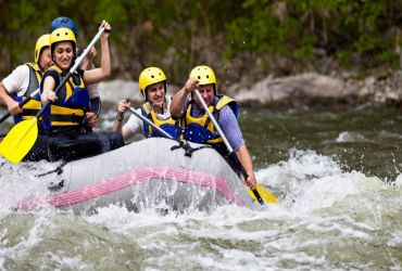 White Water Rafting in Darjeeling on Teesta